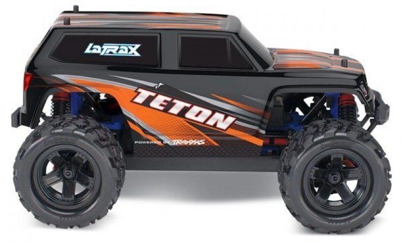Tiny Truck Alert: LaTrax to release 1/18 Teton