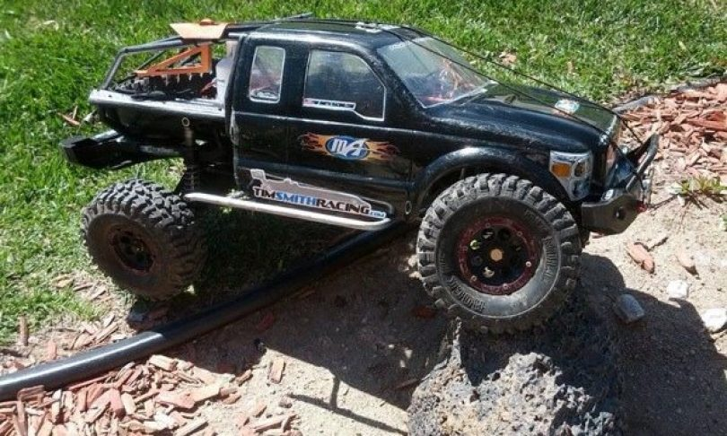 Tim Smith is putting MaxAmps to the time-test with his trail truck