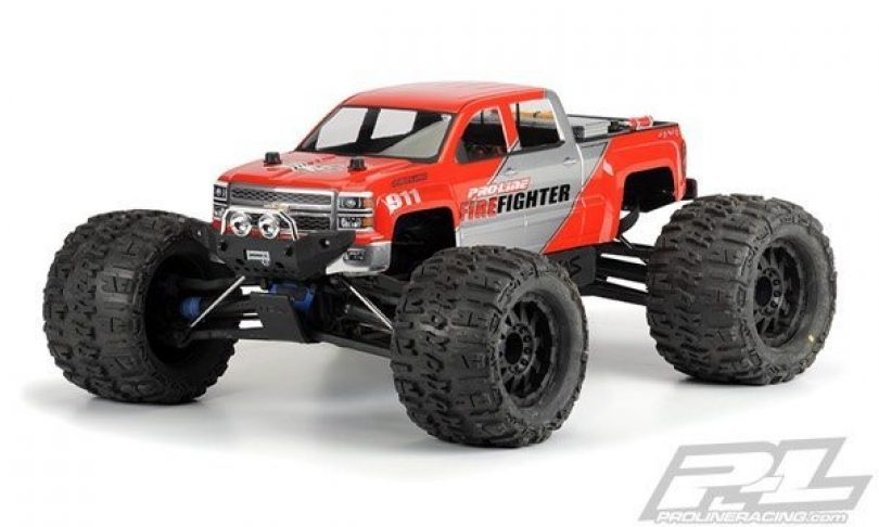 Get trucking with these two new lids from Pro-Line