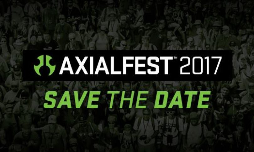 Attention Scale R/C Fanatics, Dates for Axialfest2017 Have Been Announced!