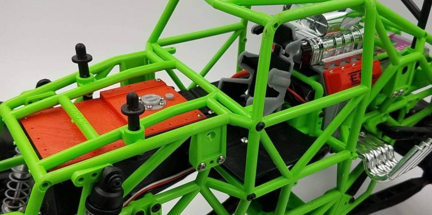 Add Monster Detail to Your Monster Truck with Exclusive RC