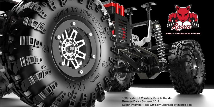 Redcat Racing is Planning to Hit the Trail in 2017 (with a 1/10 Scaler/Crawler)