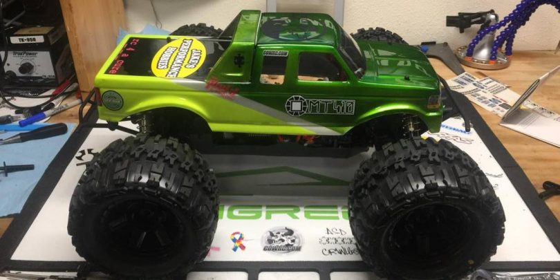 Catching up with Jeff Ramos (Team Green RC)