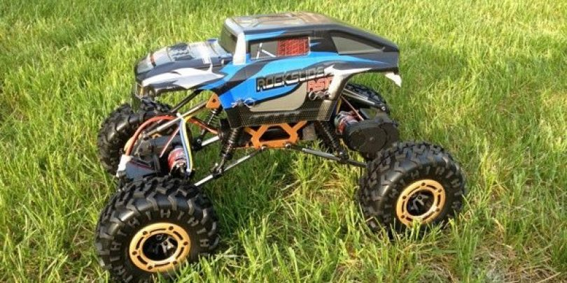 One wild mod for a Redcat Racing RS10