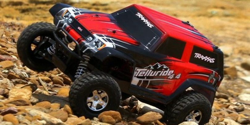 Traxxas Telluride 4×4 – Another new vehicle on the horizon.