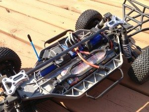 Axis R/C Body Brace for Traxxas Slash and 1/10 Rally [Review]