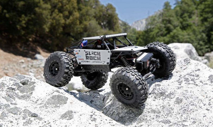 A new small crawler from Vaterra RC: Slickrock