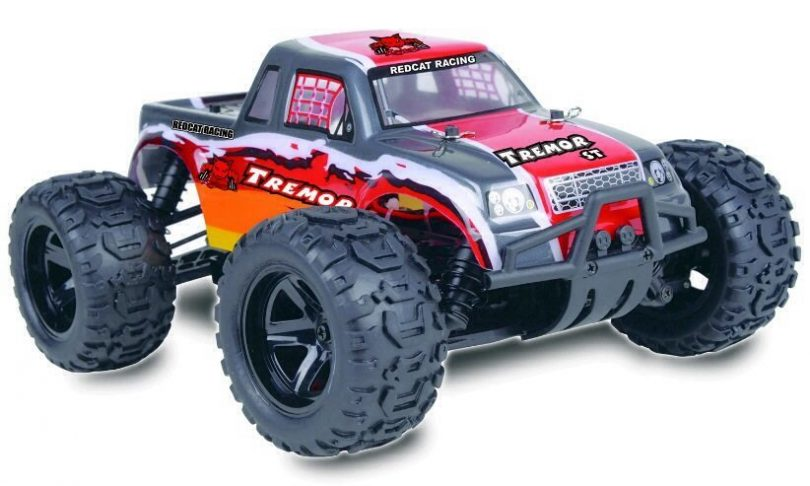 "Redcat Racing's Series of ""Tremors"""