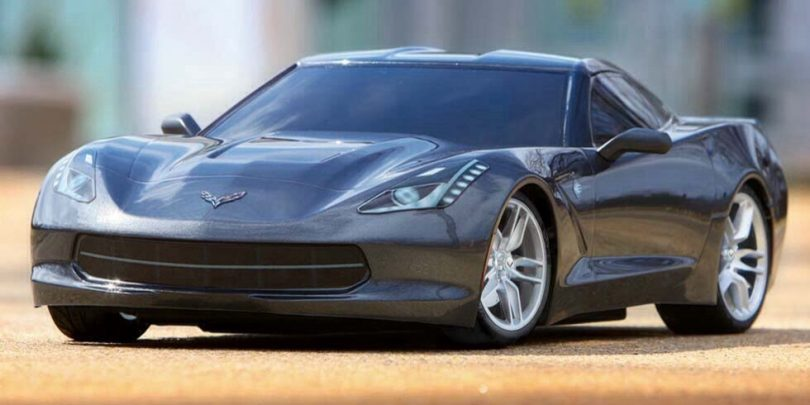 Vaterra's New Corvette Will Sting Your Senses