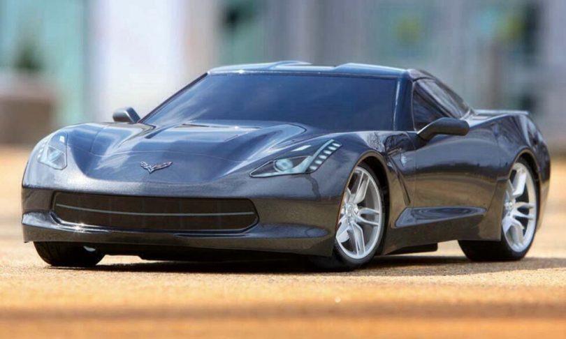 Vaterra's New Corvette Will Sting Your Senses