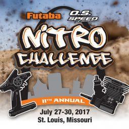 The 2017 Futaba/O.S. Nitro Challenge