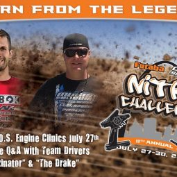 The 11th Annual Nitro Challenge: July 27 – 30