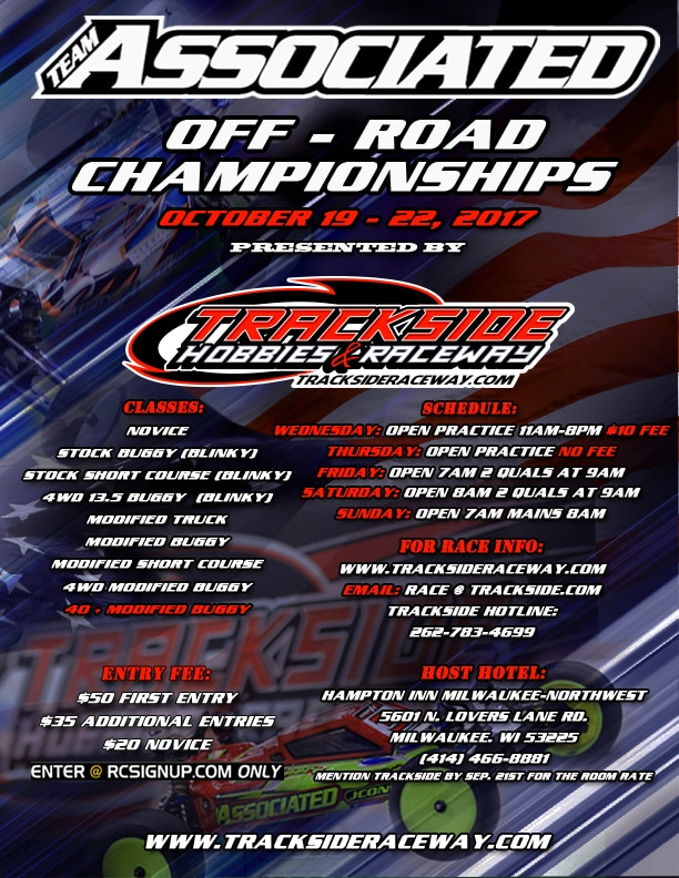 2017 Team Associated Off-road Championships
