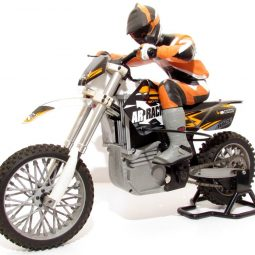 The AR-3D 1/4-scale R/C Dirt Bike: Model Details and Pricing Information