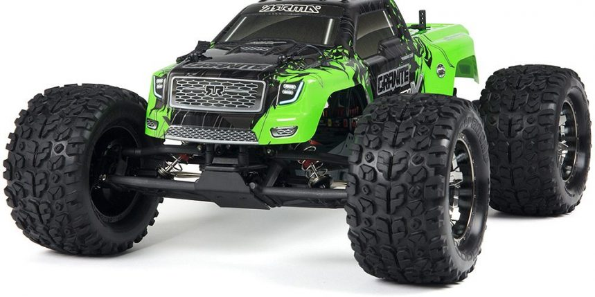 ARRMA Granite BLX 1/10 R/C Monster Truck