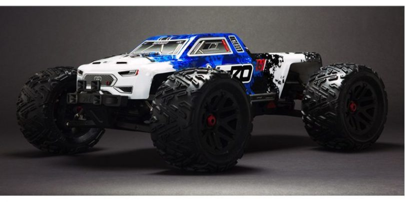 ARRMA Nero Flash Sales from Tower Hobbies