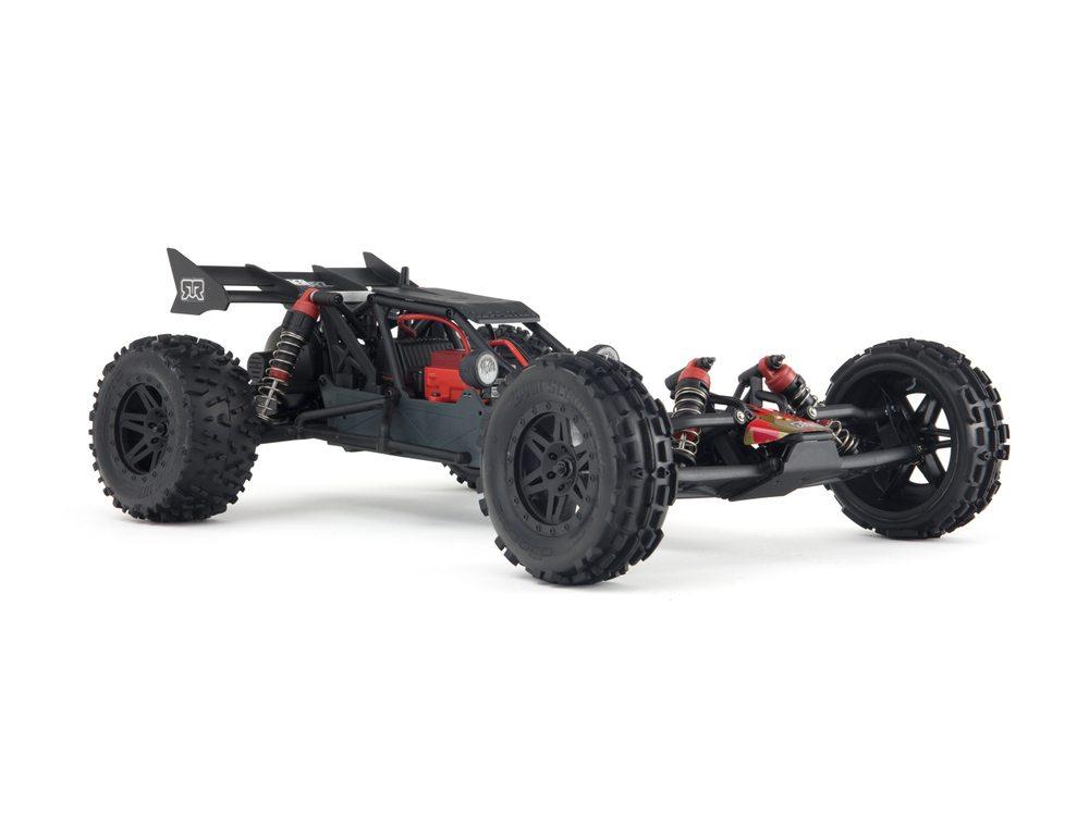 ARRMA Raider XL Mega Chassis