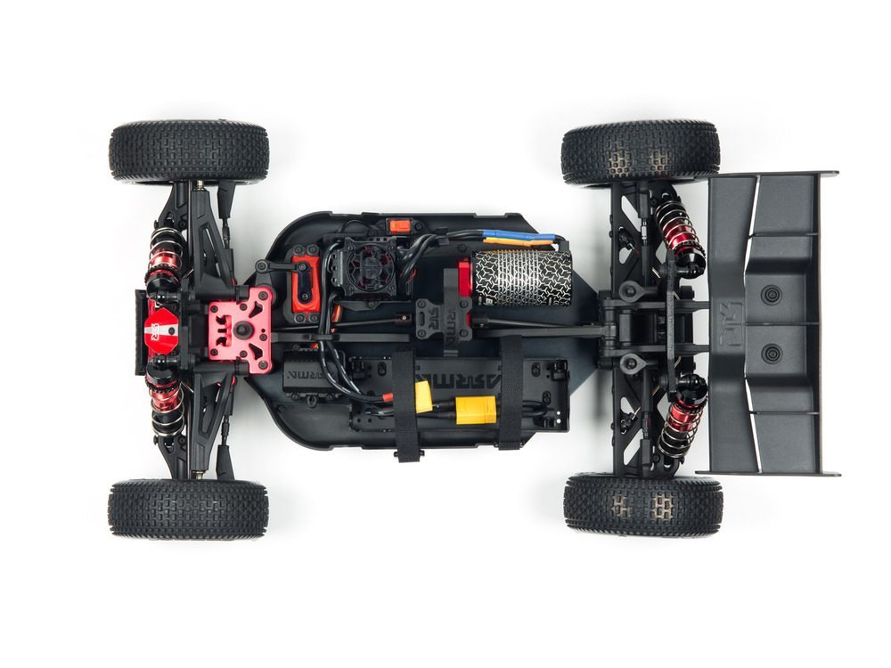 ARRMA TYPHON BLX - Top Chassis