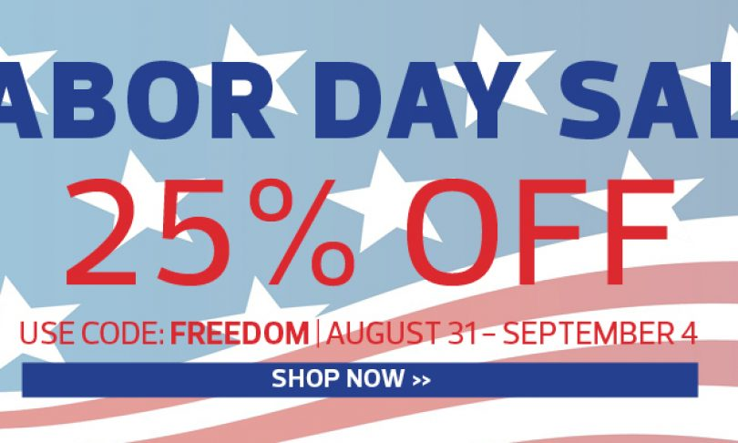 Labor Day Savings at AirAgeStore.com