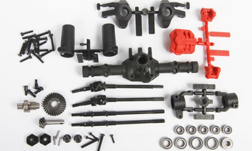 Axial AR44 Front or Rear Locked Axle Kit