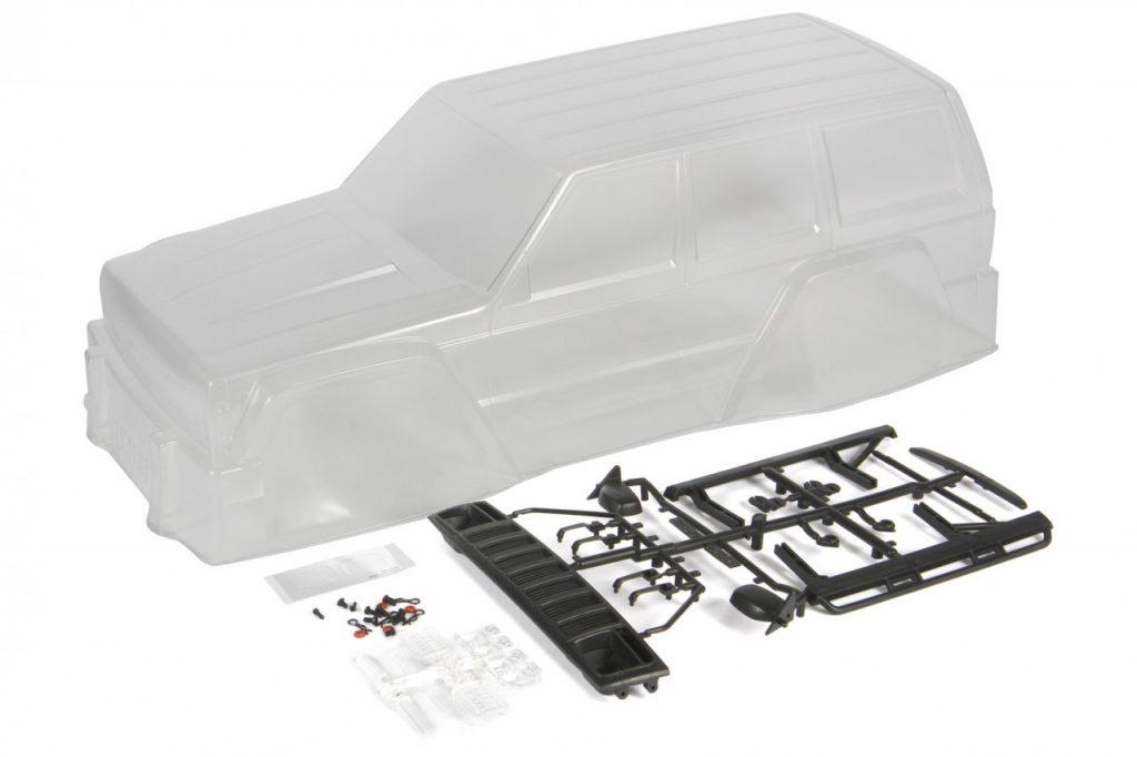 Axial Jeep Cherokee Body Set