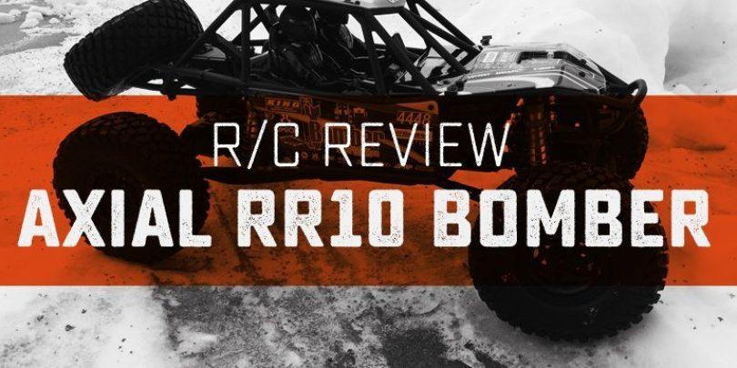 Axial RR10 Bomber: A Versatile, Bombastic Rock Star
