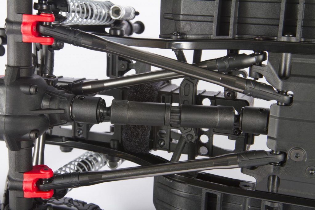 Axial SCX10 II Jeep Cherokee Chassis