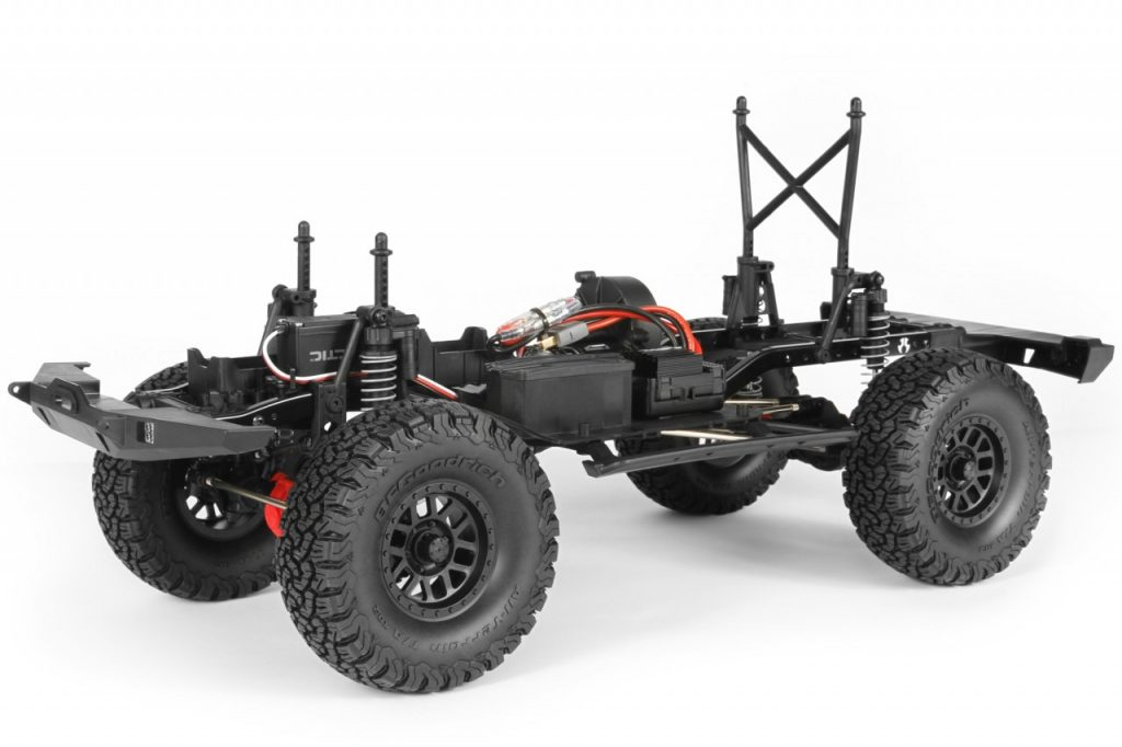Axial SCX10 II RTR Chassis