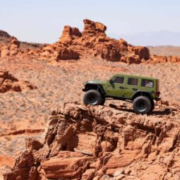 See it in Action: Axial's SCX6 Jeep JLU Wrangler [Video]