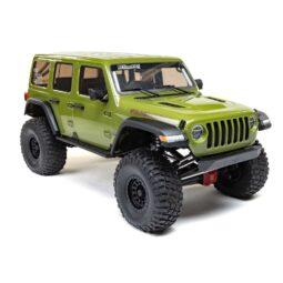 Big & Bold; Axial's SCX6 Jeep JLU Wrangler RTR