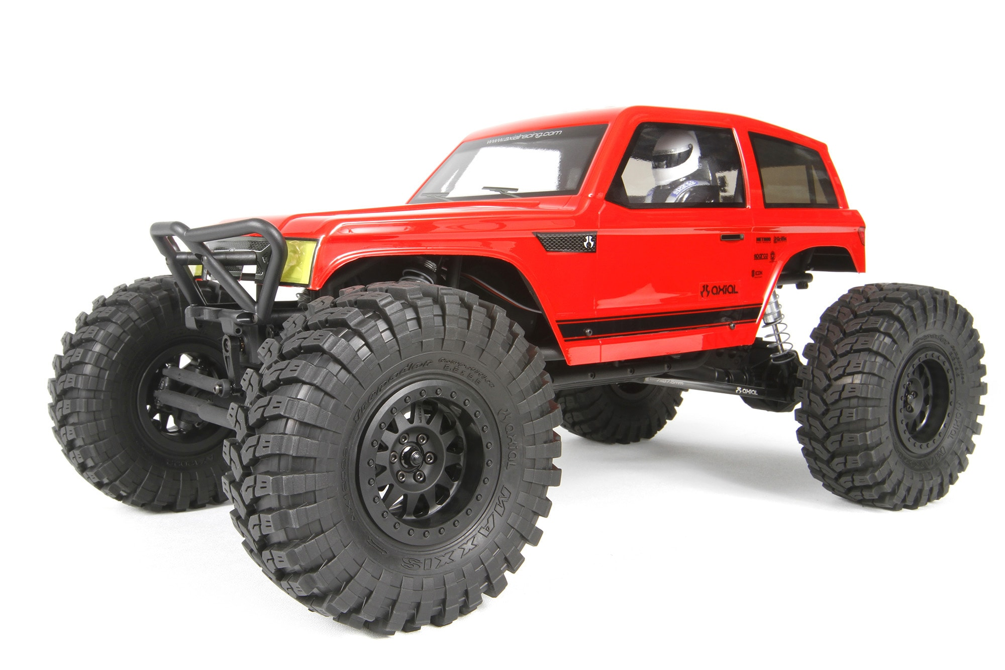 ... kit is priced at $329.99. Learn more about this kit at AxialRacing.com