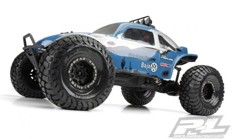 BFGoodrich Baja T/A KR2 Rock Crawler Tires from Pro-Line