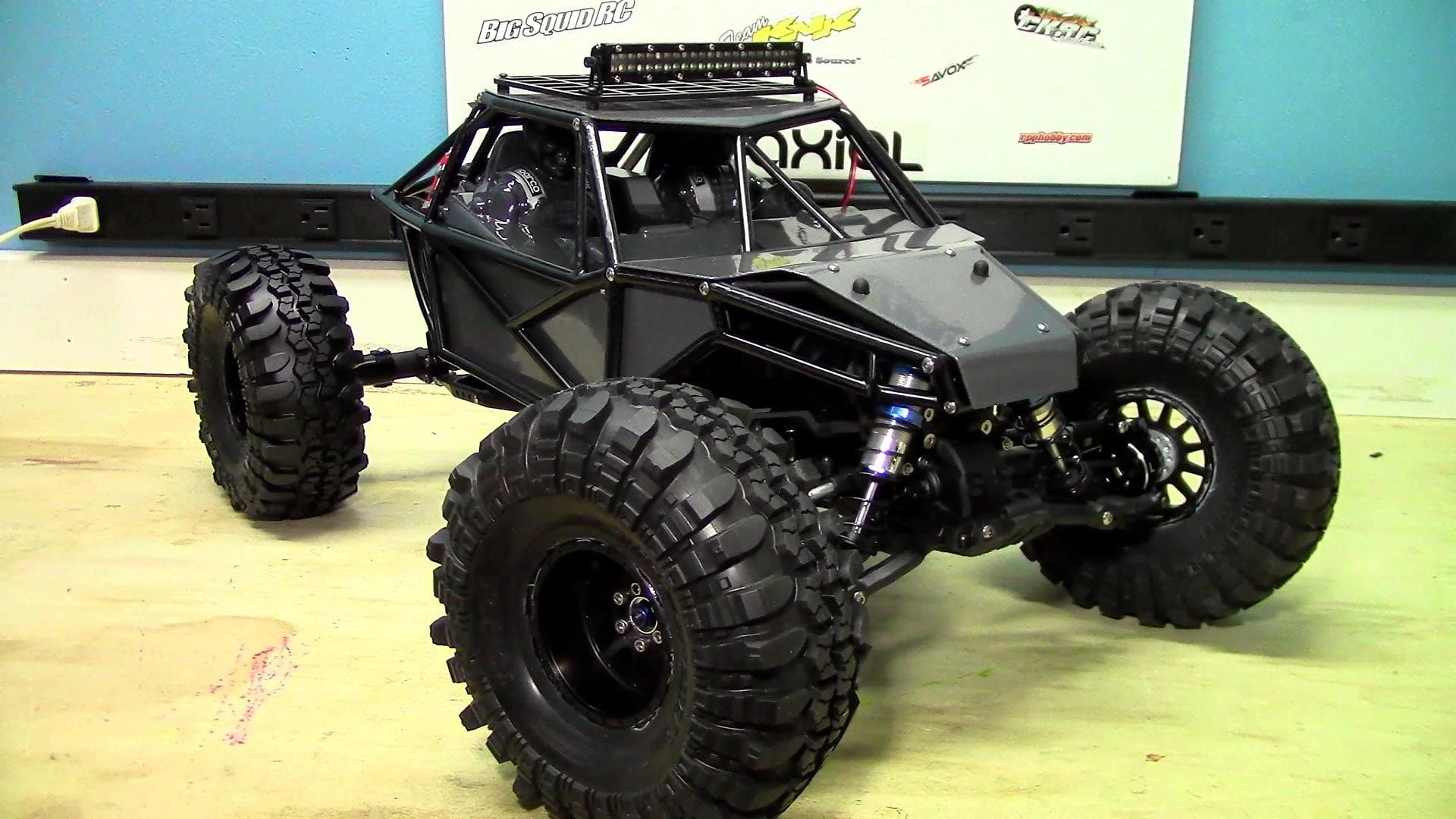 One Quot Bad Quot Build Rcoverload S Axial Yeti Upgrade Series