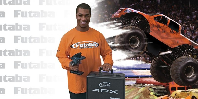 Monster Truck Driver Bari Musawwir is Now a Member of Team Futaba
