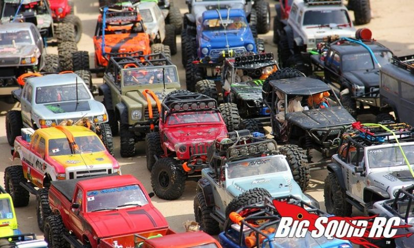 Big Squid RC & the St. Louis RC Freaks Team Up Scale R/C Bash in the Midwest