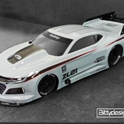 Bittydesign Launches its ZL21 No-Prep Drag Racing Body