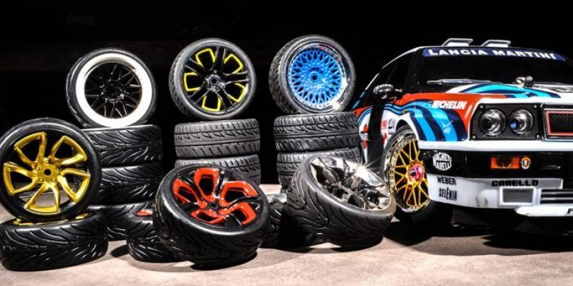 Boom Racing Releases New 1:10-scale Touring Car Wheels and Tires