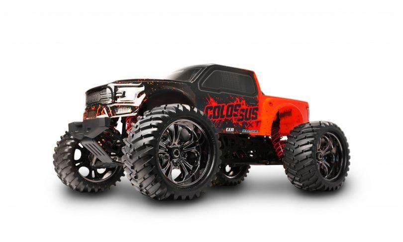 CEN Racing's Supersized Colossus XT Monster Truck