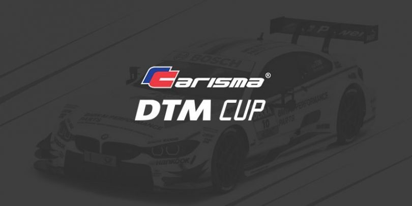 Carisma DTM Cup: Round 2 – July 24, 2016