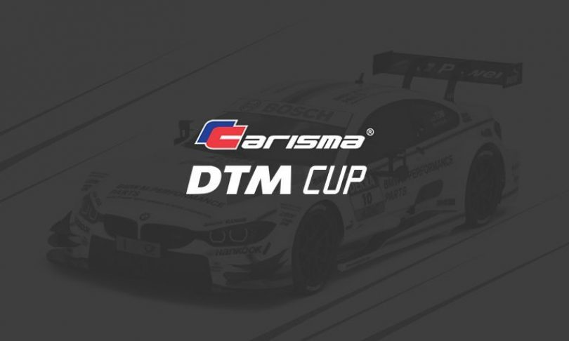 Round 4 of the Carisma DTM Cup – November 27, 2016