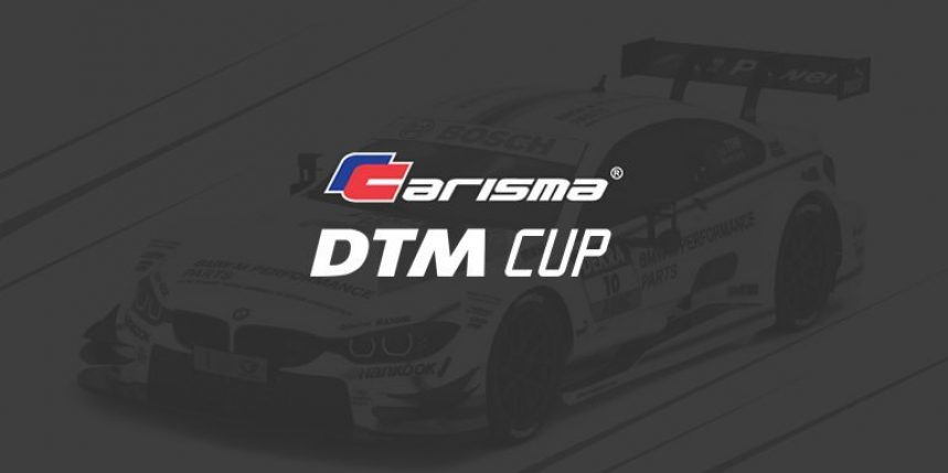 The 2017 Carisma DTM Cup Series Kicks Off April 23