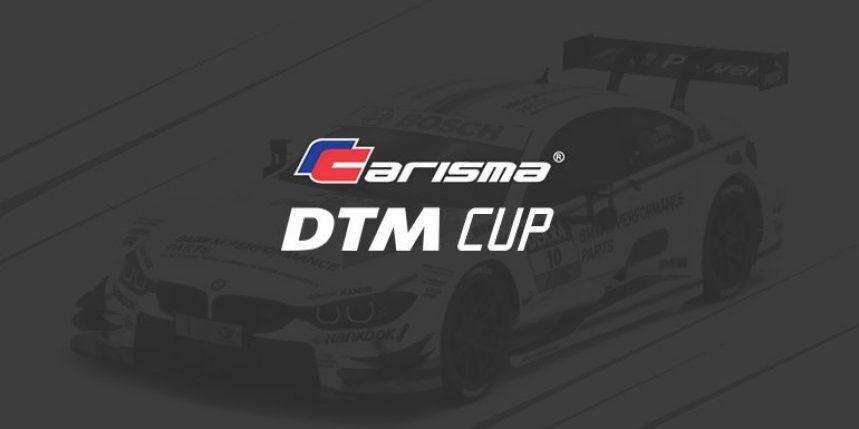 The 2017 Carisma DTM Cup Series Kicks Off April 23