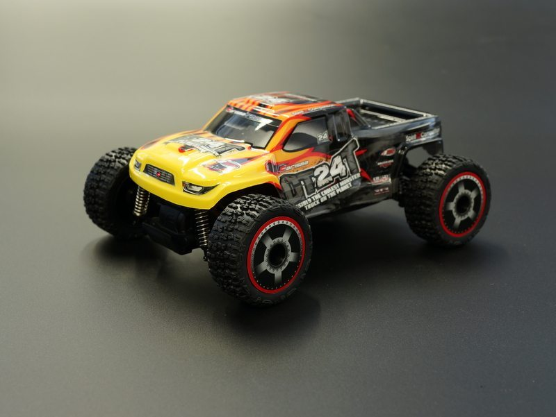 Carisma GT24T Micro Monster Truck