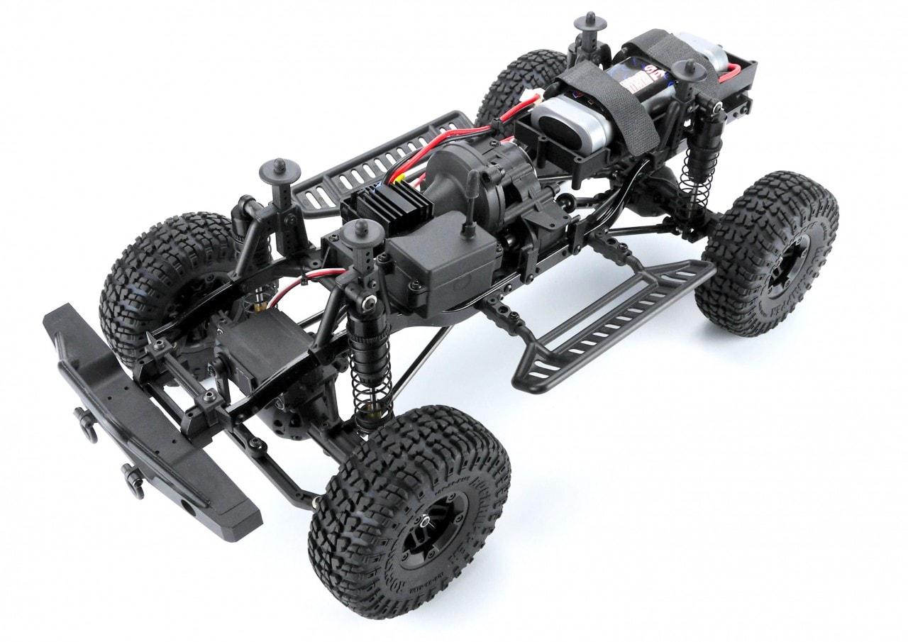 Carisma Scale Adventure SCA-1E Coyote Kit - Chassis