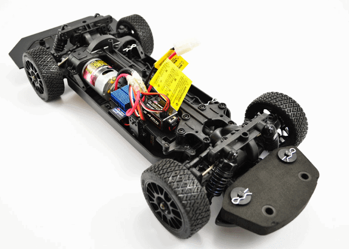 Carisms M40S Chassis