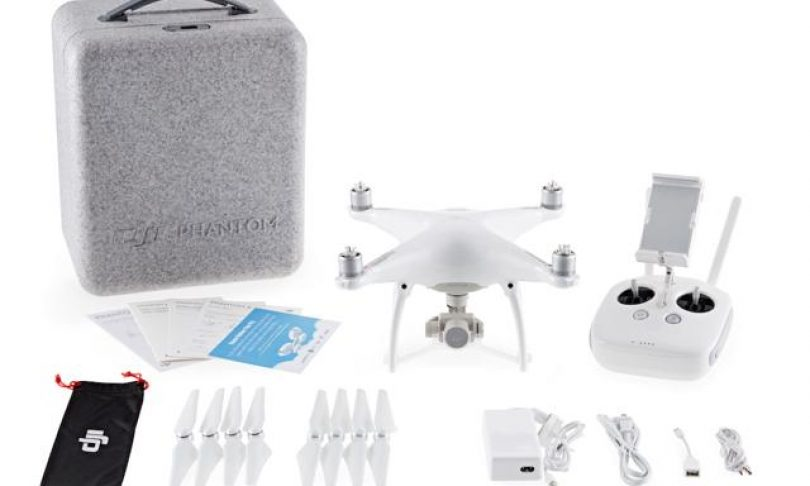 Newegg.com Black Tag Sale – DJI Phantom 4 Quadcopter (Refurb) $699.99