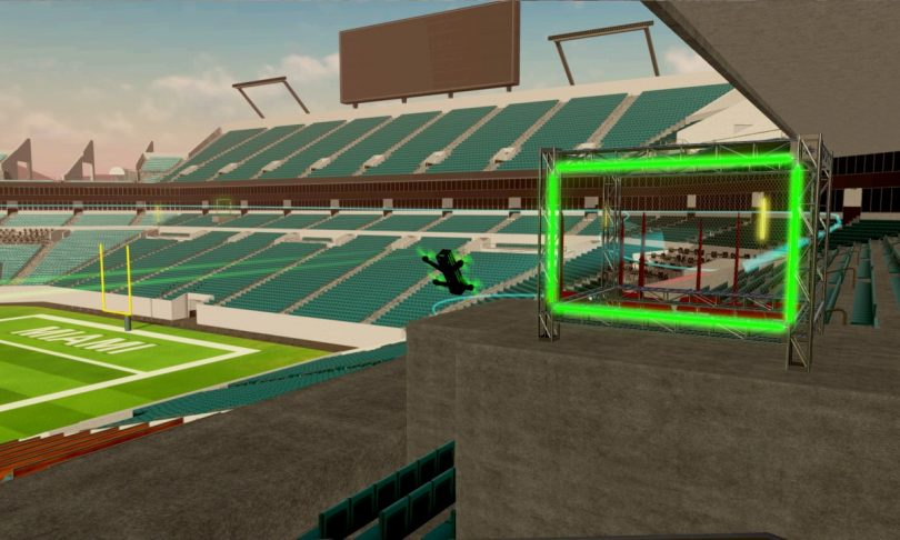 Earn Your Wings With the DRL Drone Racing Simulator