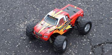 A Small-scale Land Rocket: Dromida's BL Monster Truck