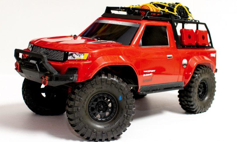Hands-on with Pro-Line's BFGoodrich Krawler T/A KX 1.9″ Predator Rock Terrain Tires