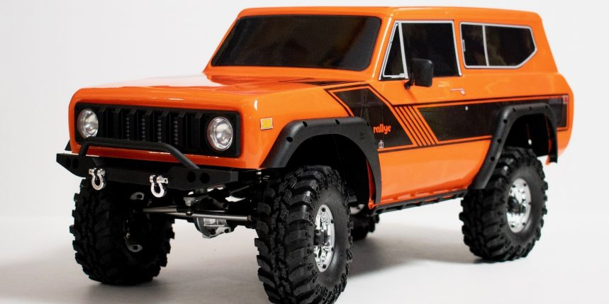First Impressions: Redcat Racing GEN8 International Scout II